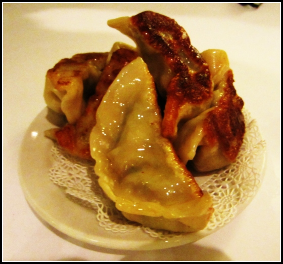 Pork Potsticker Yank Sing Dim Sum San Francisco California SF CA