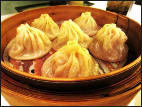 Shanghai Dumplings Dim Sum Yank Sing San Francisco California SF CA