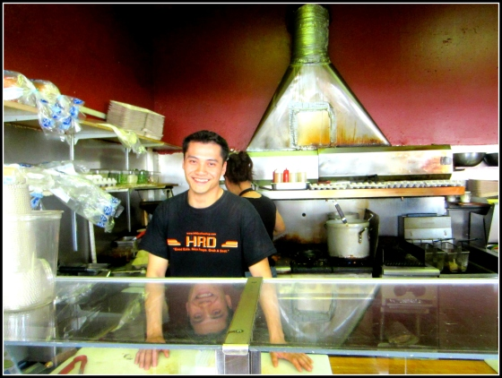 HRD Coffee Shop Owner David Yeung San Francisco California