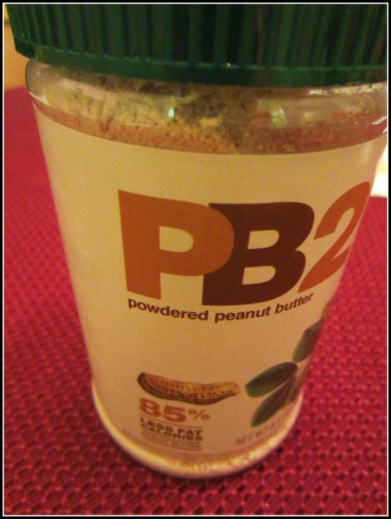 Lean Green Bean Foodie Penpals PB2 Peanut Flour