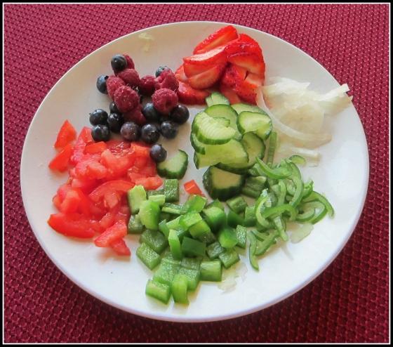 Barr & Table Summer Salad