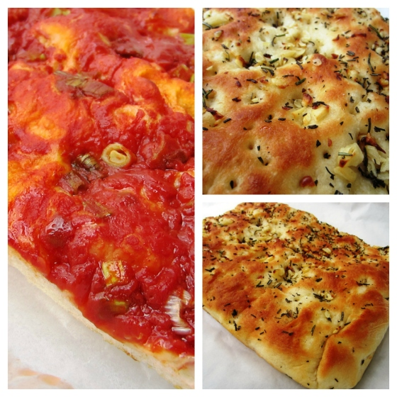 Liguria Bakery Focaccia San Francisco SF California CA