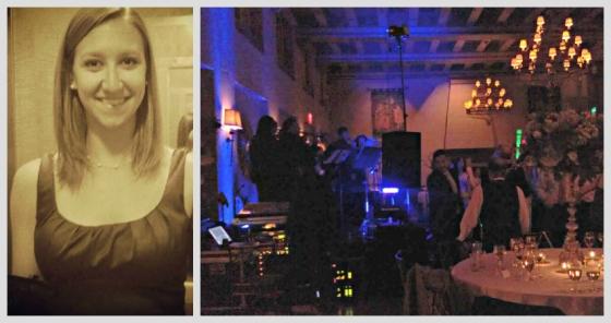 Barr & Table Wedding Crashers Kaleidoscope Band