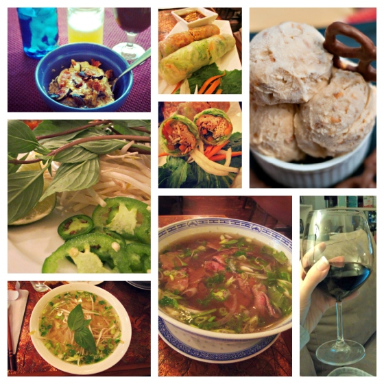Barr & Table What I Ate Wednesday WIAW Peas and Crayons Coach's Oats Pop's Ice Cream Caphe Banh Mi Alexandria Virginia VA Trader Joes