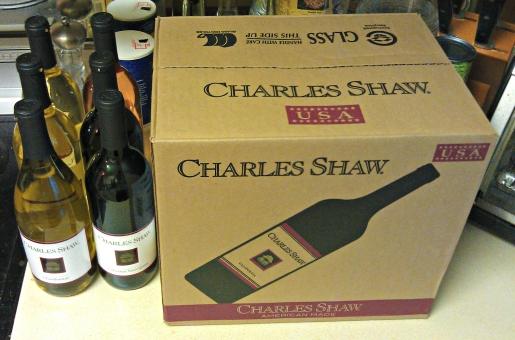 Charles Shaw Wine Trader Joes