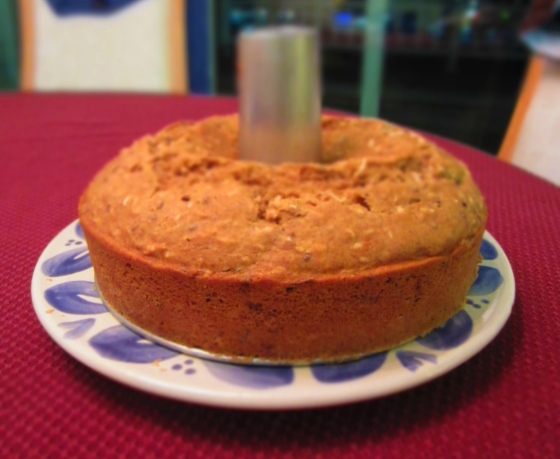 Healthy Happy Life Coconut Bundt Cake