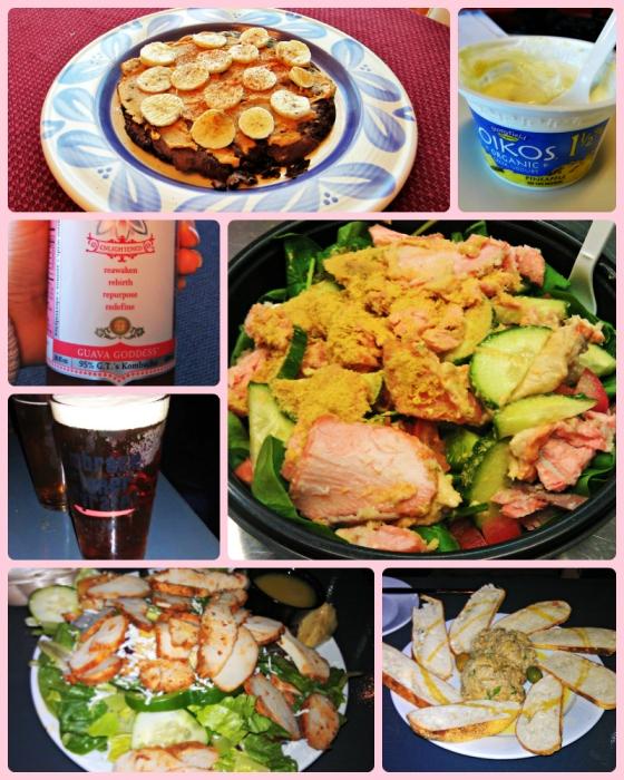 Hersheys Oikos Dannon GTs Kombucha Salmon Salad Dominion Beer Chicken Homeslyce Baltimore Maryland MD