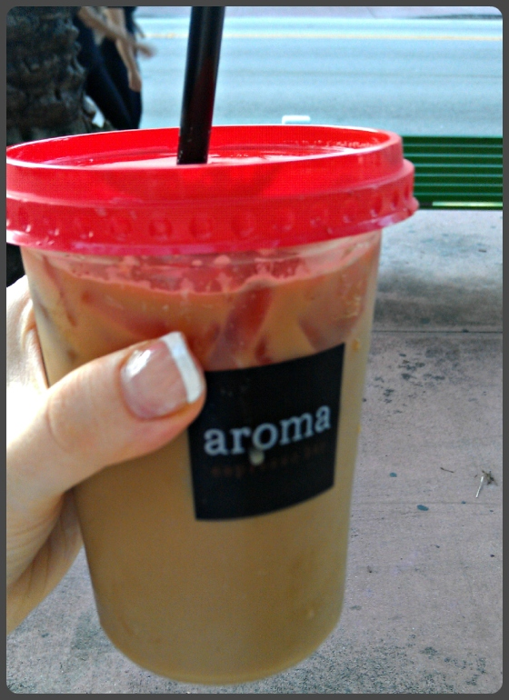 Aroma Coffee Israel Miami South Beach Florida FL