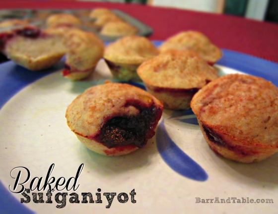 Baked Sufganiyot Hannuka Chanukah Jelly Donuts