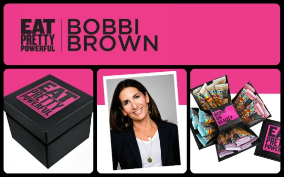 KIND Snacks Granola Give Back Eat Pretty Powerful Bobbi Brown