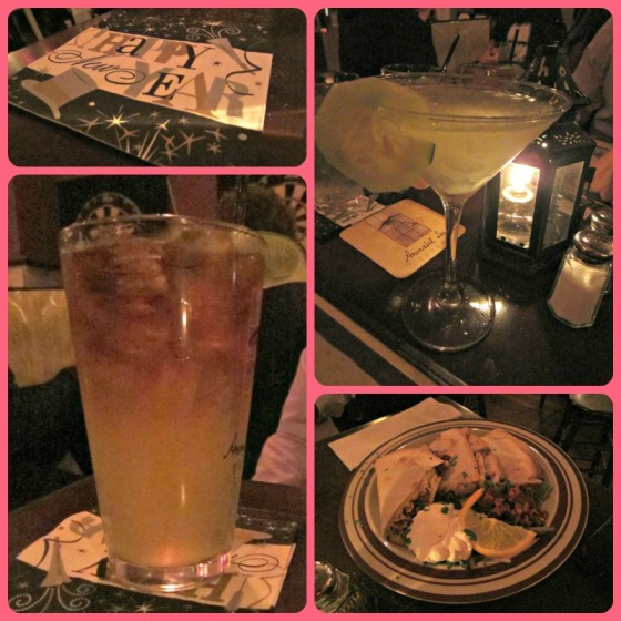 New Years Eve Dinner NYE Annabel Lee Tavern Baltimore Maryland MD ...