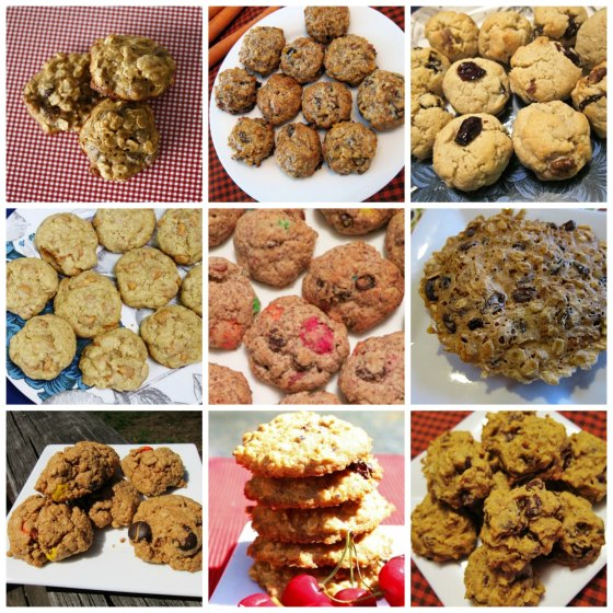 Carrots N Cake Cookie Recipes