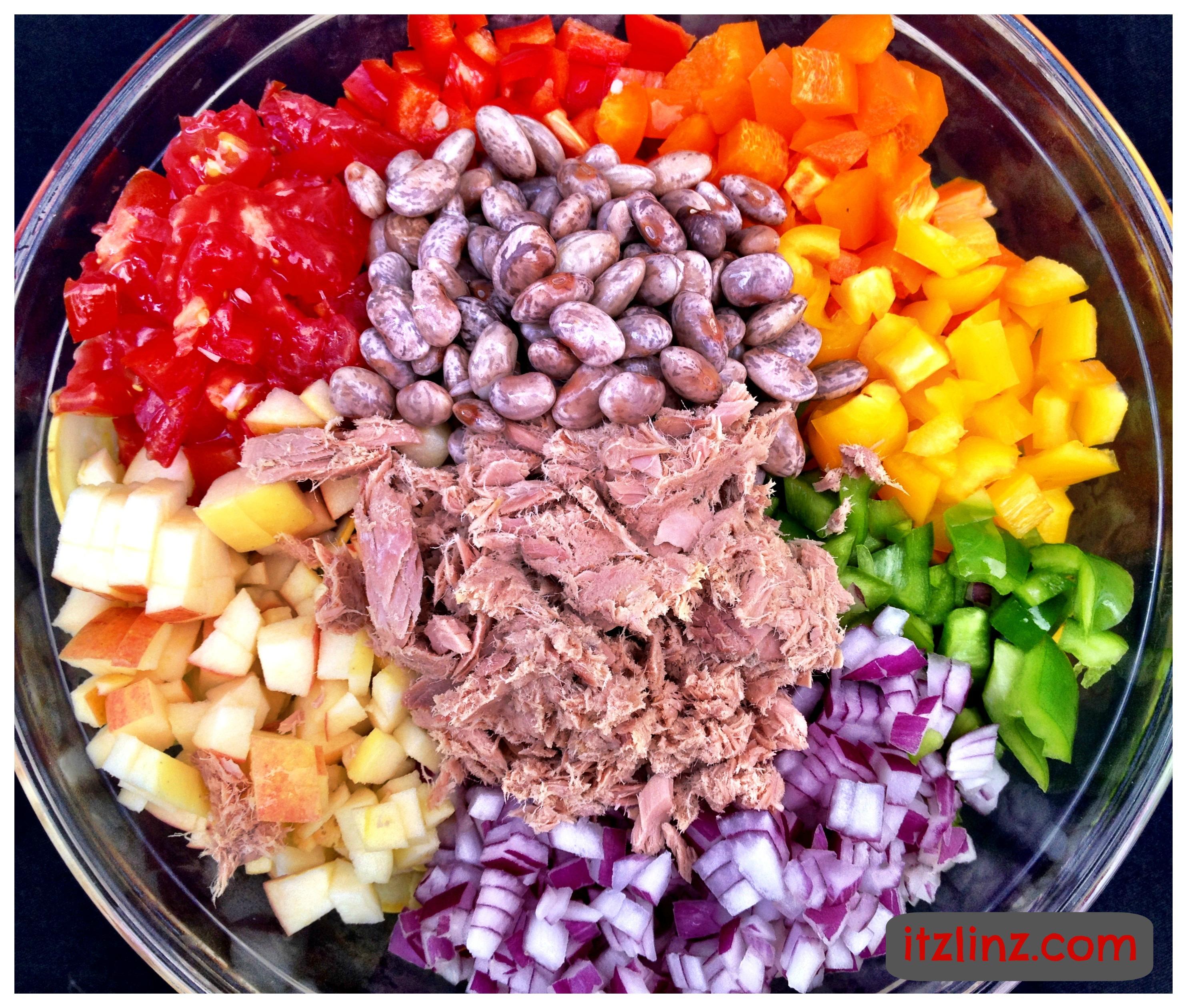 Салат радуга с чипсами рецепты с