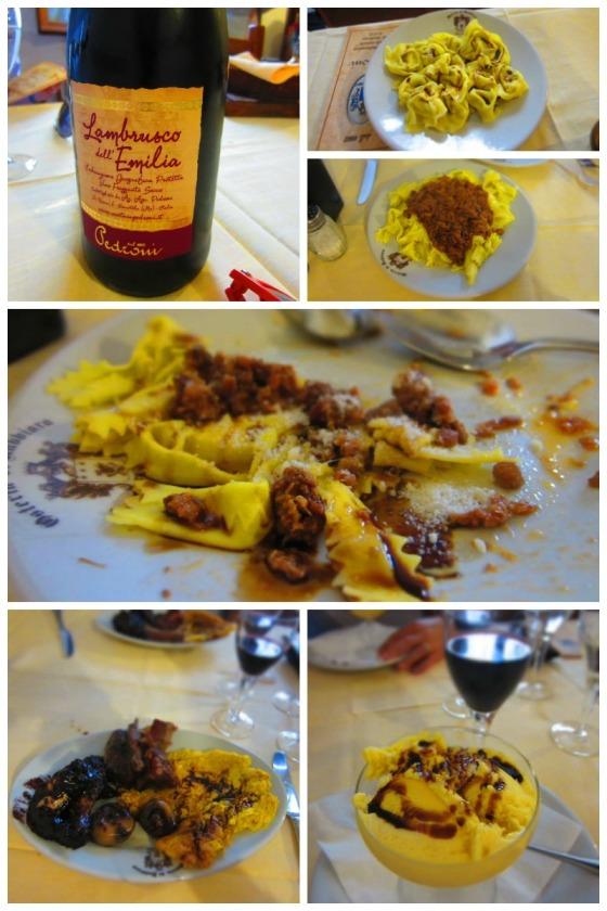 Acetaia Pedroni di Modena Italy Balsamic Vinegar Tasting Lunch