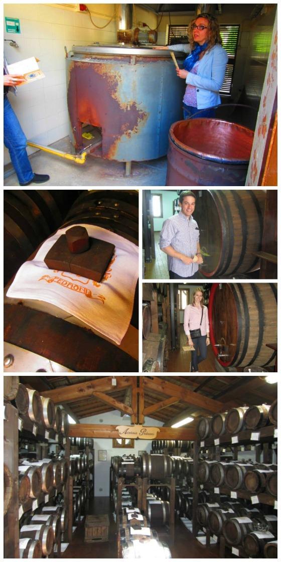Acetaia Pedroni di Modena Italy Balsamic Vinegar Tour