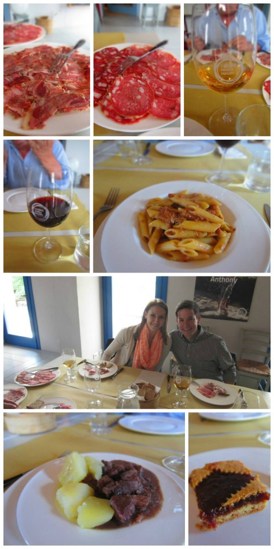 Cosimo Maria Masini Tuscany Italy Wine Food Tasting