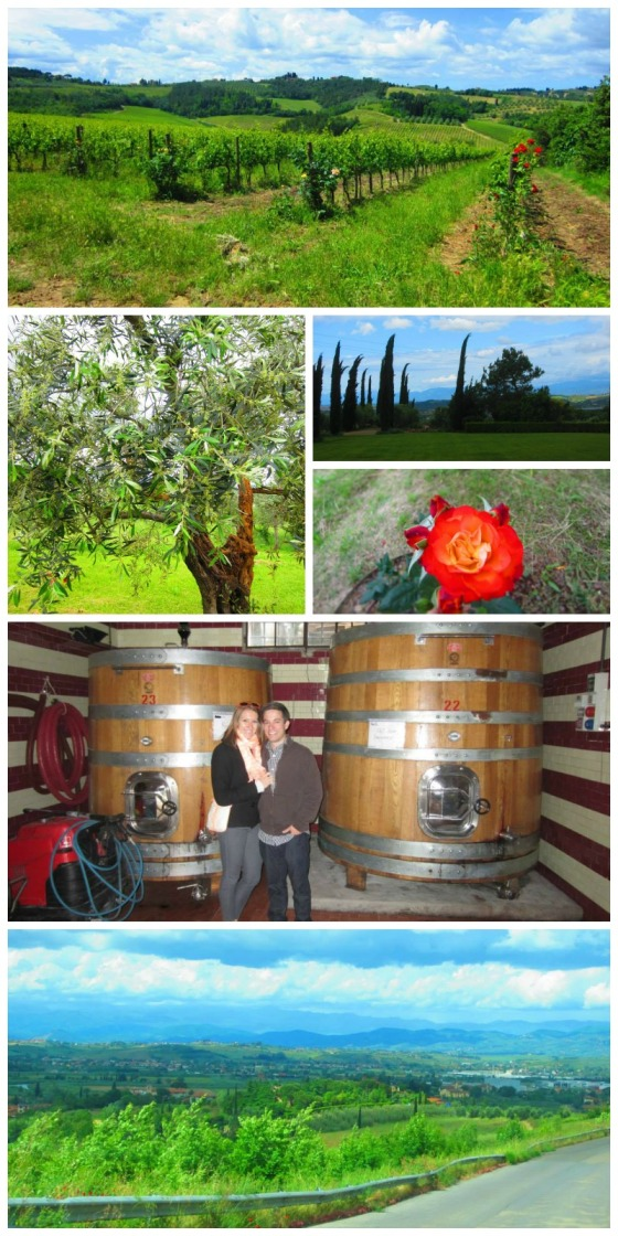 Cosimo Maria Masini Tuscany Italy Wine Tour