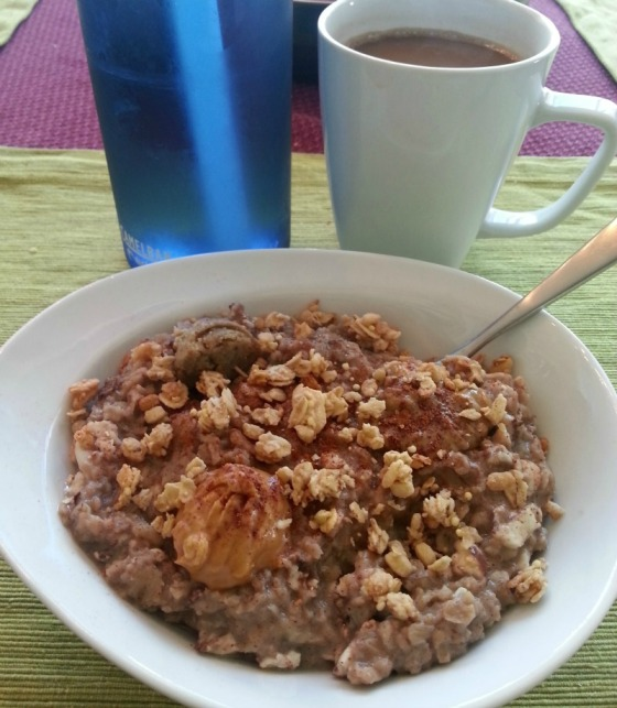 Bobs Red Mill Protein TVP Oats Earth Balance Coconut Peanut Spread Sunbutter Zekes Coffee