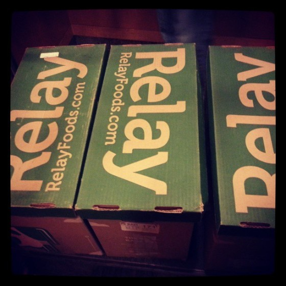 Relay Foods Grocery Home Delivery
