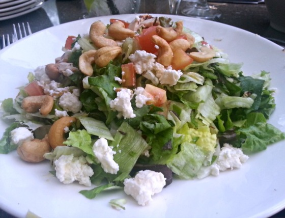 Gordon Biersch Cashew Chicken Salad