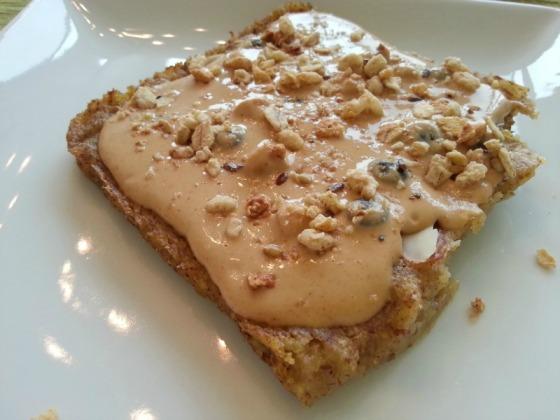 Plantain Bread Powercakes Purely Twins Protein Plus Peanut Flour KIND Snacks Granola