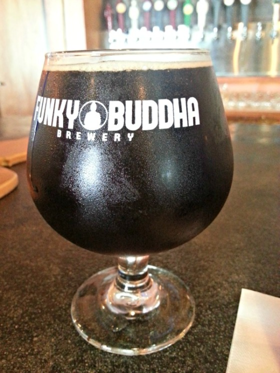 Funky Buddha Brewery No Crusts