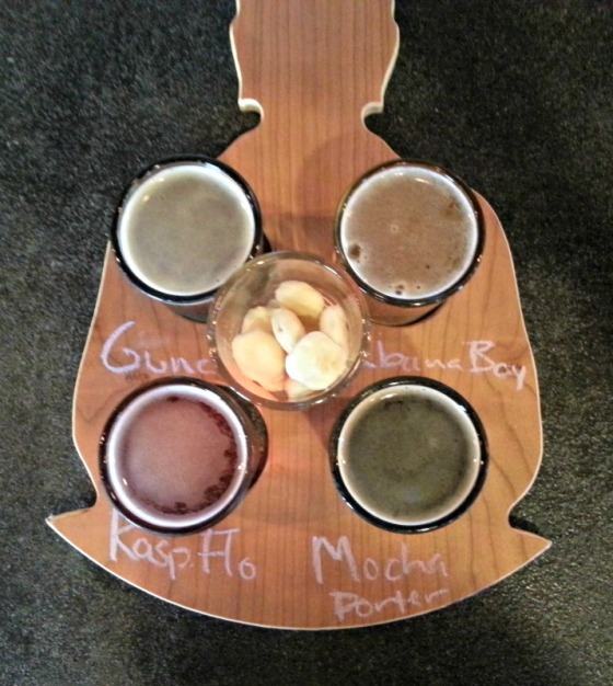 Funky Buddha Brewing Co Sampler 2