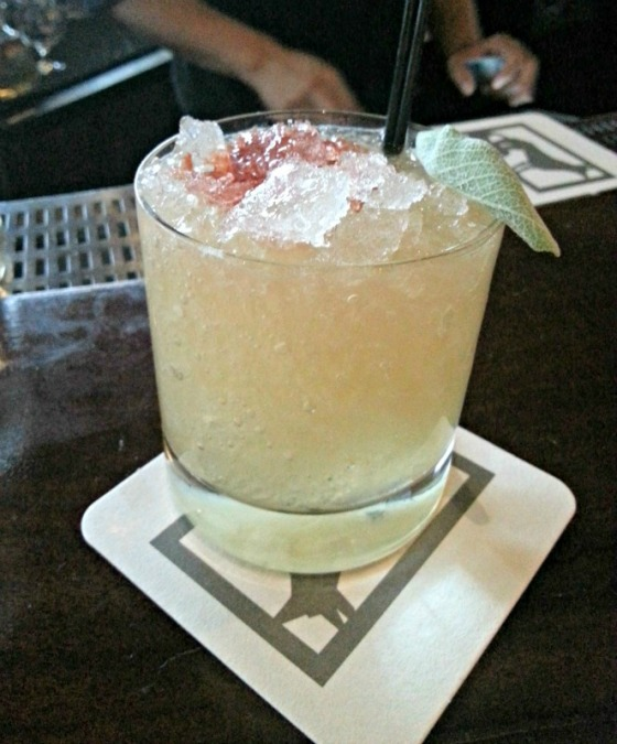 Pisco Punch Wit Wisdom Tavern Four Seasons Baltimore Maryland MD