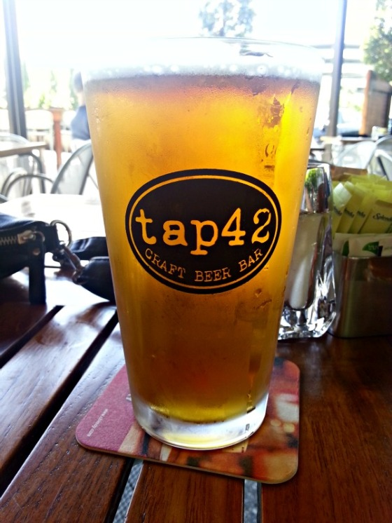 Tap 42 Miami Brewing Co Coconut Blonde Ale