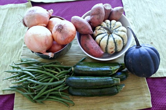 Baltimore Farmers Market Produce