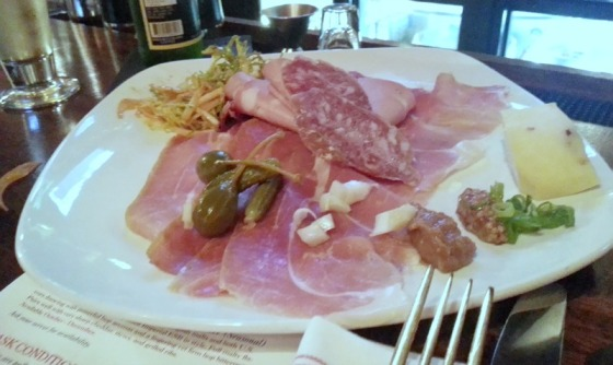 Charcuterie Cheese Heavy Seas Baltimore Maryland MD