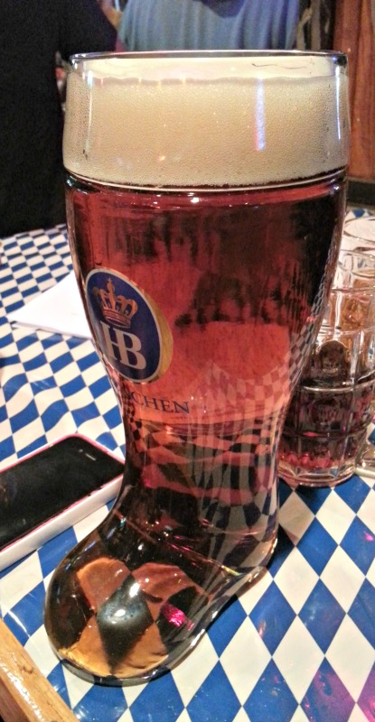 Das Boot German Beer Fest Maxs Taphouse Baltimore Maryland MD