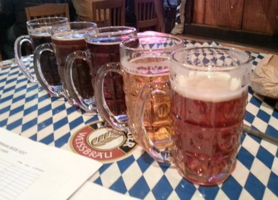 German Beer Fest Maxs Taphouse Baltimore Maryland MD