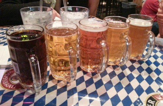 German Beer Fest Round 2 Maxs Taphouse Baltimore Maryland MD