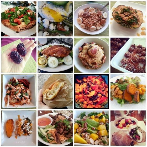 Instagram Blogger Cliches Food