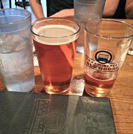 Pratt Street Ale House Baltimore Maryland MD