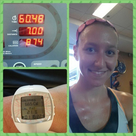Workout Treadmill Run 10K