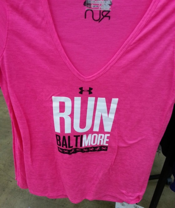 Run Baltimore Under Armour UA