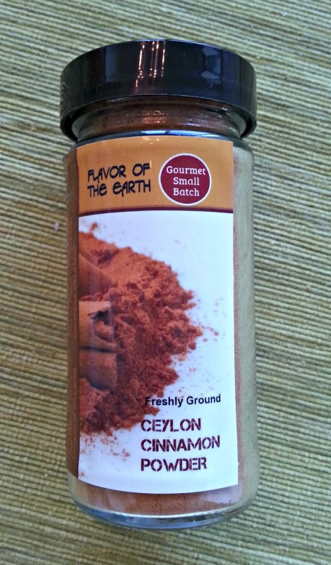 Flavor of the Earth Ceylon Cinnamon Powder