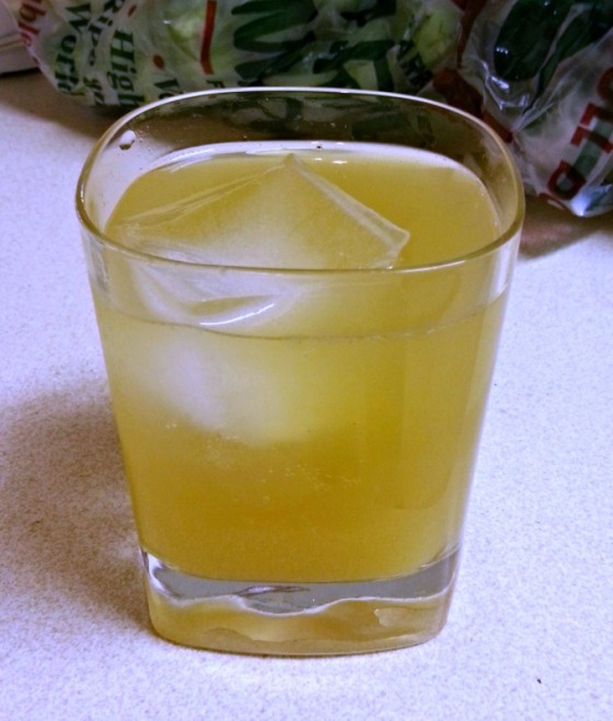 Jim Beam Bourbon Orange Juice Seltzer