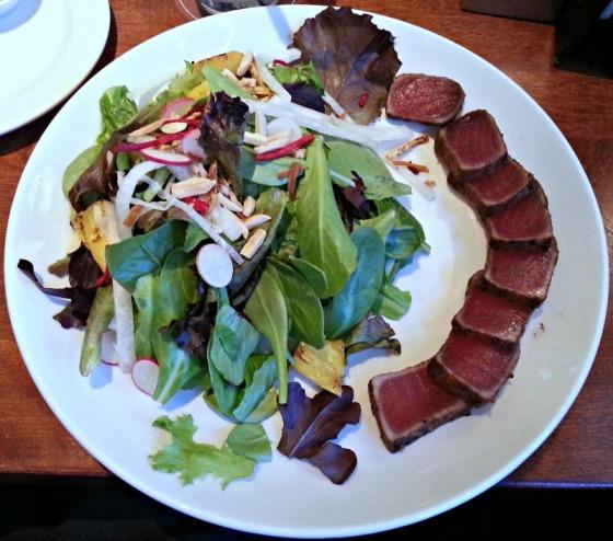 Seasons 52 Ahi Tuna Salad