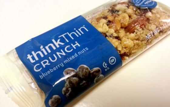 thinkThin Crunch Blueberry Mixed Nuts
