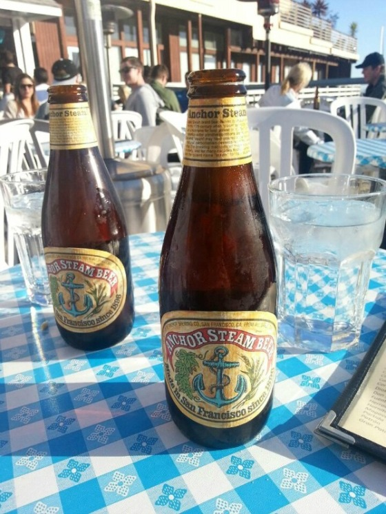 Anchor Steam Sams Anchor Cafe Tiburon