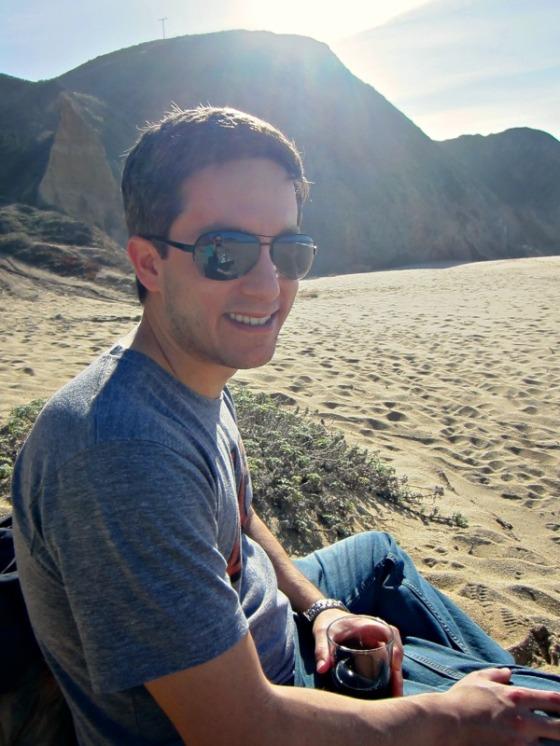 Gray Whale Cove Beach Nathan