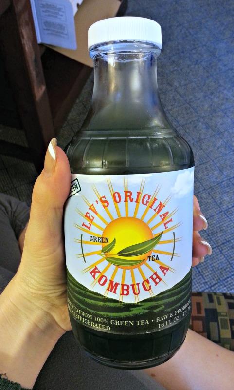 Levs Original Nutrigreen Kombucha
