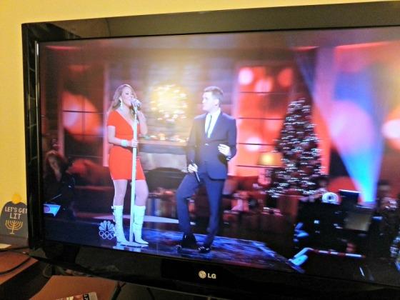 Mariah Carey Christmas Michael Buble