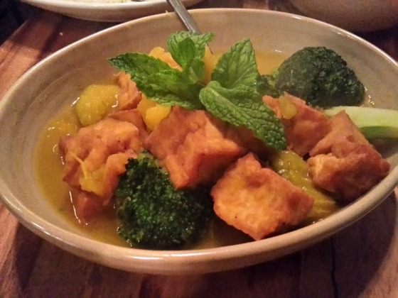 Pumpkin Tofu Stew Burma Superstar