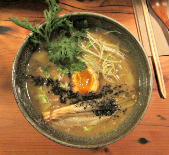Ramen Shop Black Sesame Miso Pork