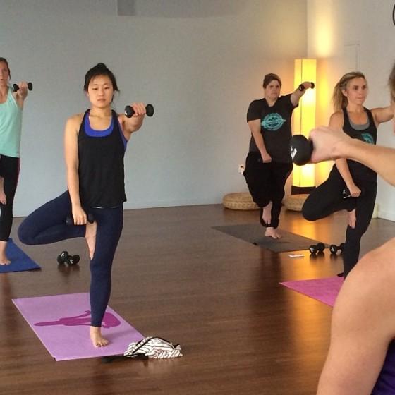 Iron Yoga Sweat Guru Fit Approach OMPower