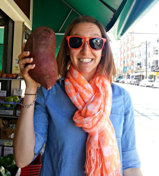 Biggest Sweet Potato Ever